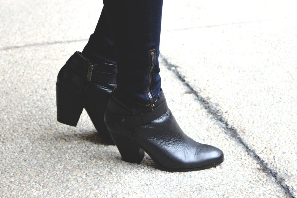 black booties http://the-unprecedented.ca/the-standard-ring/