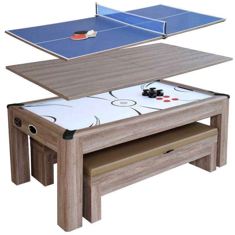 84 Air Hockey Table Multi Game Table Air Hockey Table Air Hockey