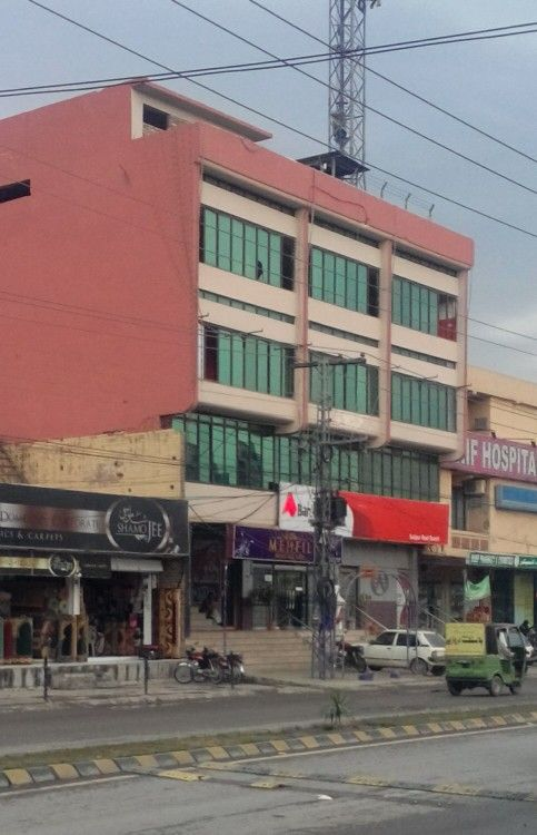 Plaza for sale in Rawalpindi Islamabad    Commercial Plaza