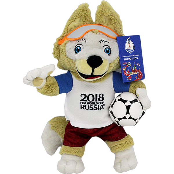 2018 Fifa World Cup Russia Plush Mascot Mascot Fifa World Cup Fifa