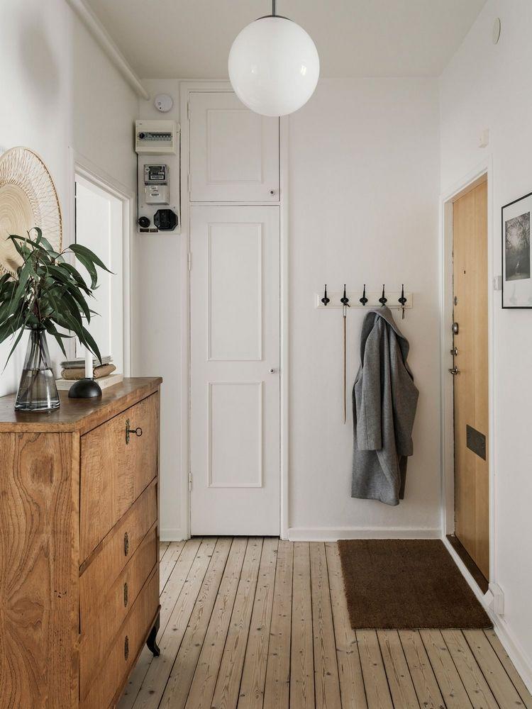 Blanc Et Blond Deco Appartement Deco Maison Interieur Maison