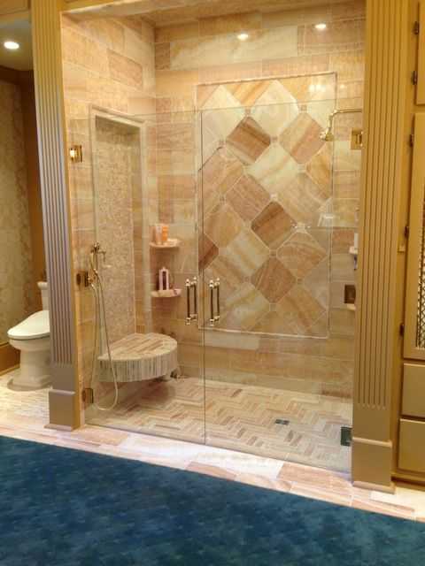 This Is Overwhelmingly Beautiful Frameless European Double Glass Shower Doors In Cincinnati And Dayton Oh Beautiful Bathrooms Glass Shower Doors Shower Doors