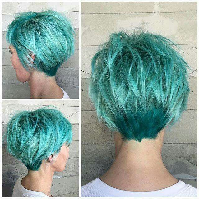 recuerda con el color de tu cabello puedes lograr algo magnfico