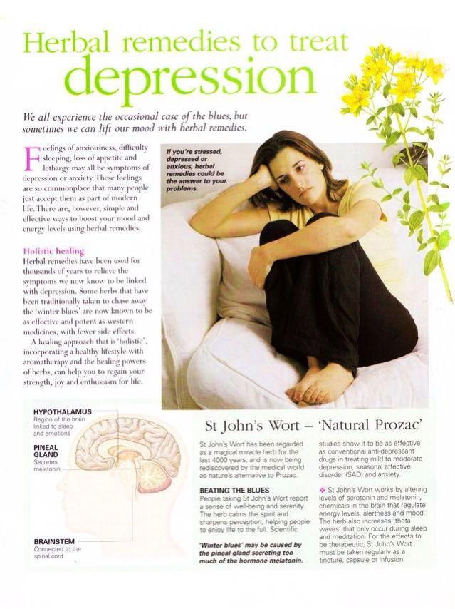 1/2 herbs depression