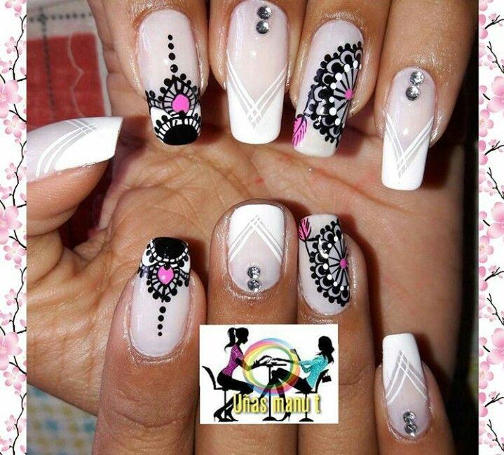 Pin by LULI LINO on arte nail | Pinterest | Manicure