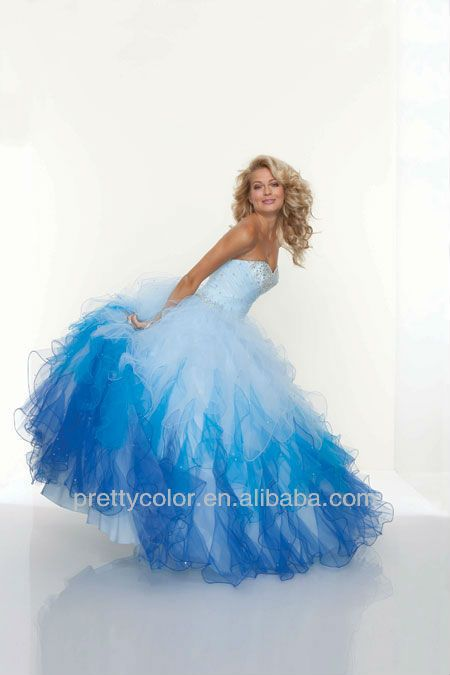 puffy prom dress cheap plus size ball gowns little girl ...