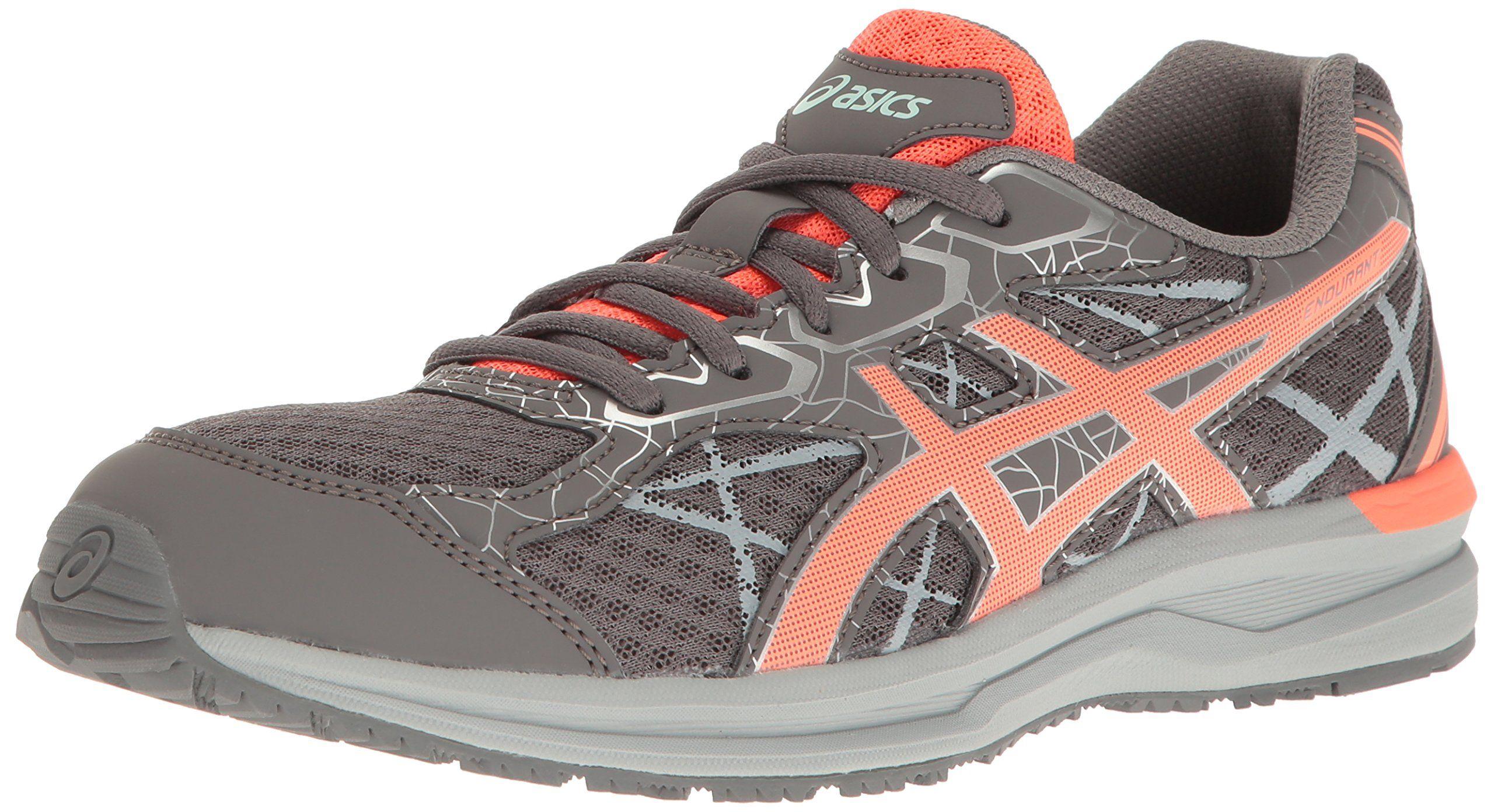 ASICS Chaussure de running , 12 Endurant Carbone pour Femme , Carbone/ Flash Coral/ Argent , 12 M 8a9a176 - dhsocialbookmrking.website