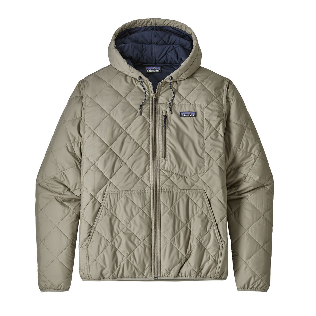 Men S Diamond Quilted Bomber Hoody Quilted Bomber Patagonia Mens Diamond Quilt [ 1200 x 1200 Pixel ]
