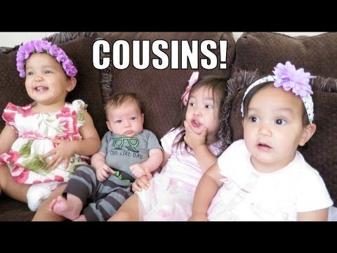 CUTEST COUSINS!!! - July 06, 2015 -  ItsJudysLife Vlogs