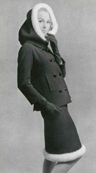 1964 Pierre Cardin Pierre Cardin 60s Fashion Fashion