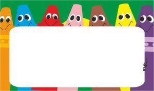 Free Printable Name Tags Kids 3 Funnycrafts Zhian Ashley