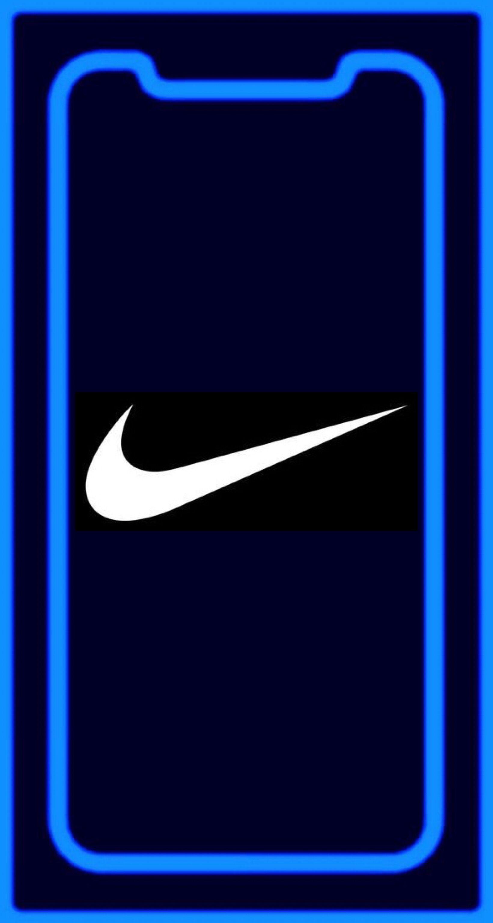 Wallpaper iPhone X Nike White Nike screensavers