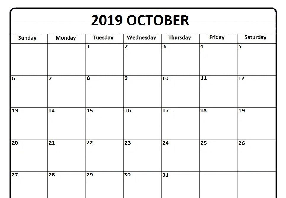 Moon Phases Calendar For October 2019 New Moon Calendar Moon