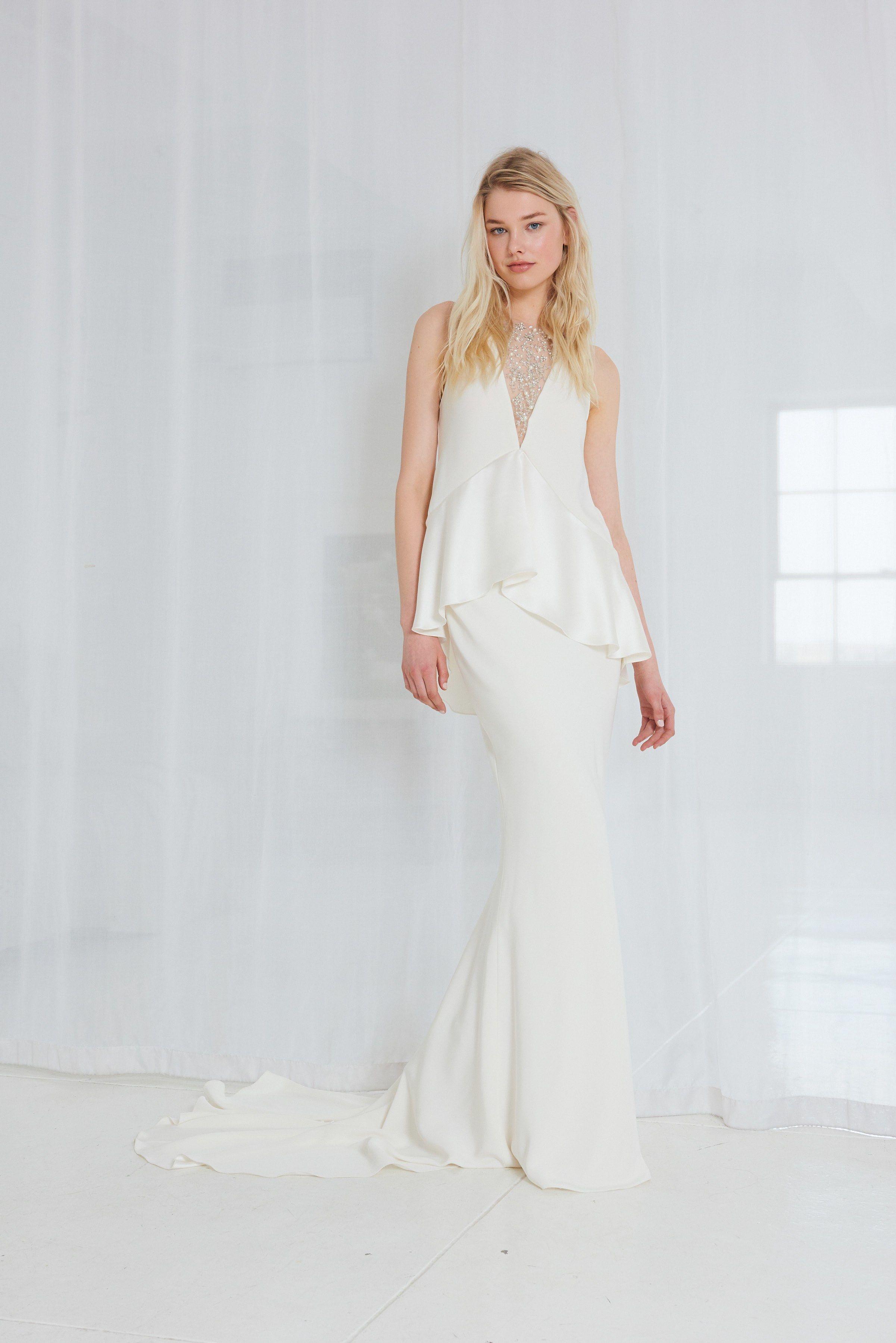 Amsale Wedding Dresses & Bridal Spring 2018 | Brides | Amsale ...