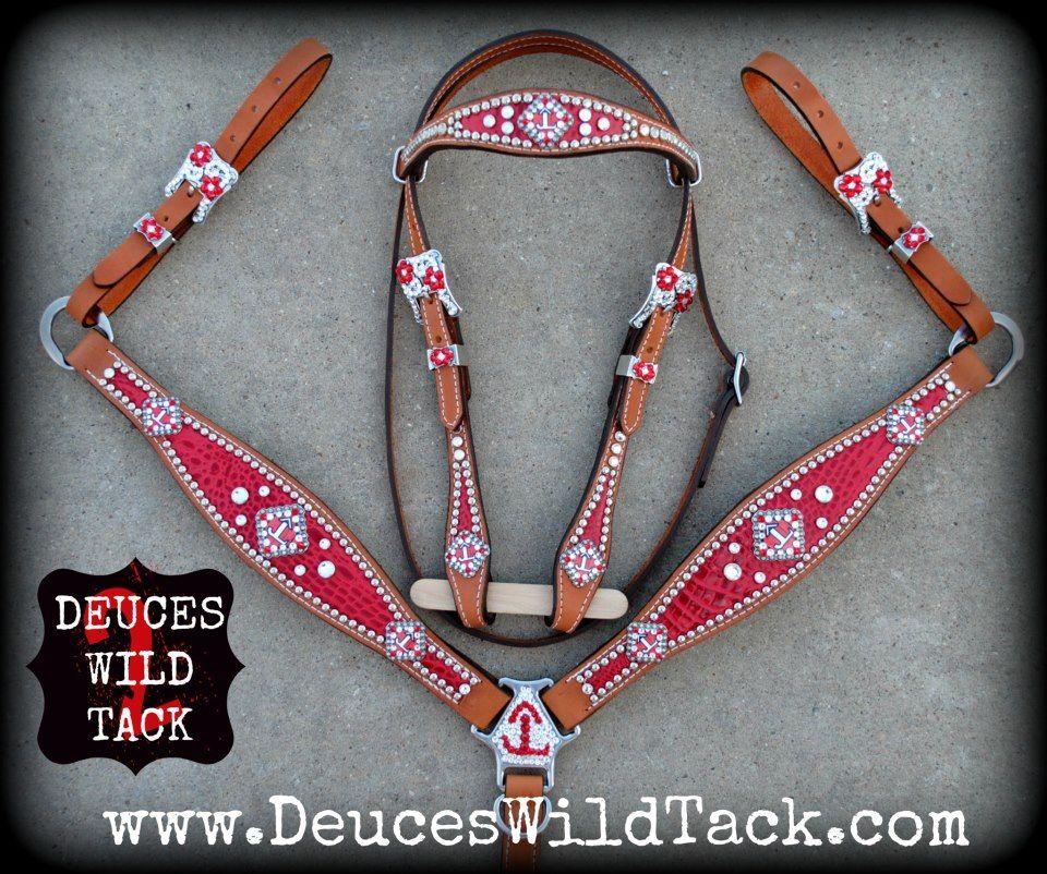 Deuces Wild Tack... Custom set for JL Dash Ta Heaven of
