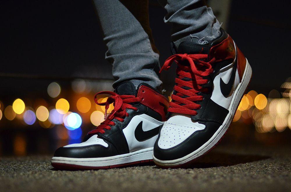 Nike air jordan 1 'Old Love' sneakers - Girl ...