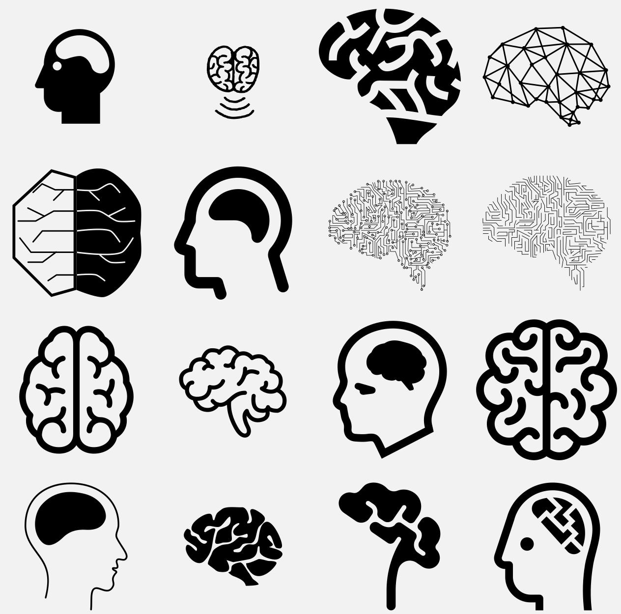"Noun Project ""brain"" Design thinking, Think tank, Nouns"