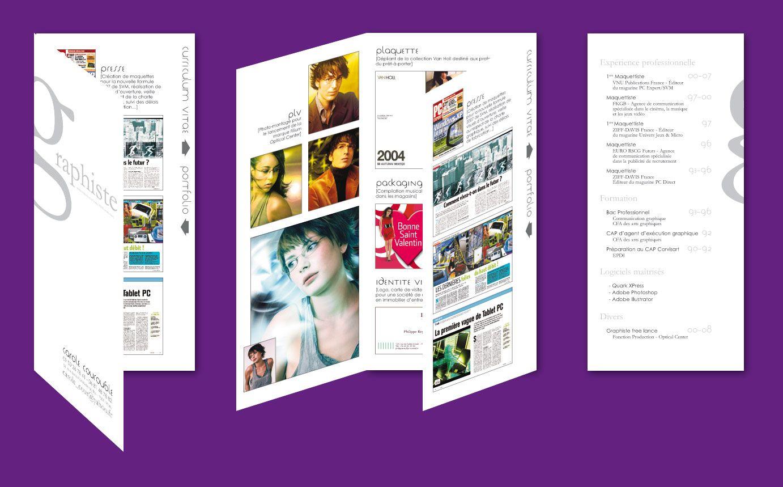 innovative graphic design resume cv and portfolio tips