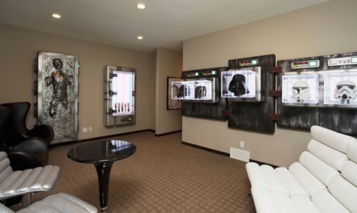 The Ultimate Star Wars Theme Room • Hoff\'s Blog-O-Matic | Nerdy ...