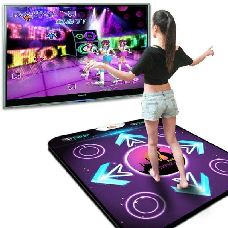 Promo NEW Non Slip Dancing Step Dance Mat movement sensing
