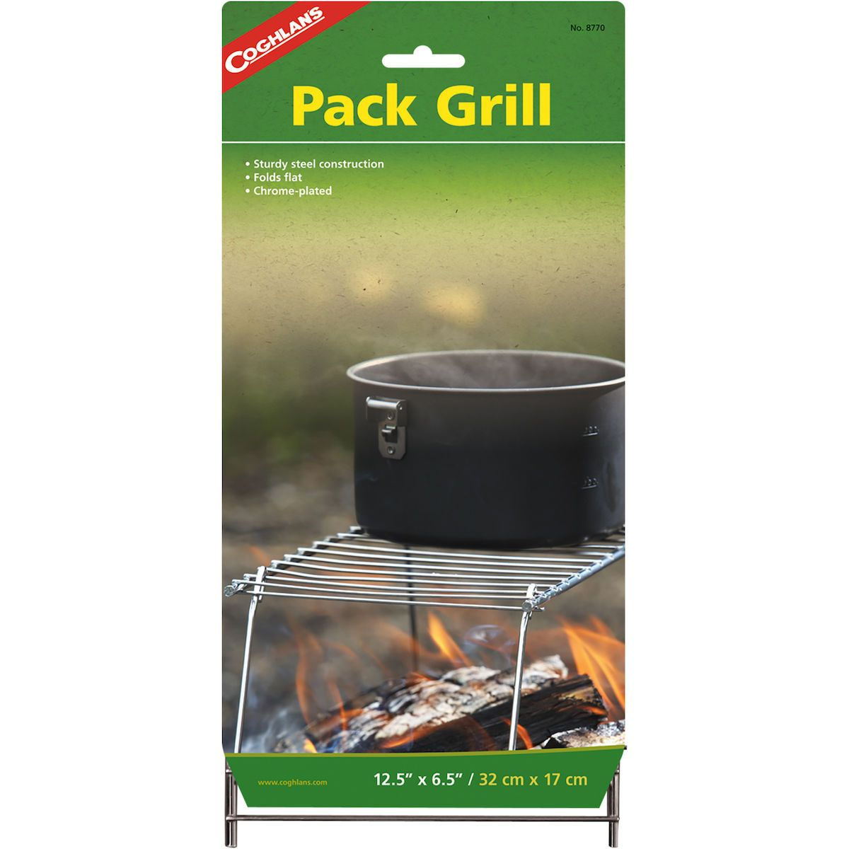 Coghlan S Pack Grill Outdoor Cooking Stove Camping Grill Camping Utensil Set