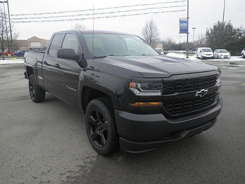 2016 Chevrolet Silverado Blackout Edition