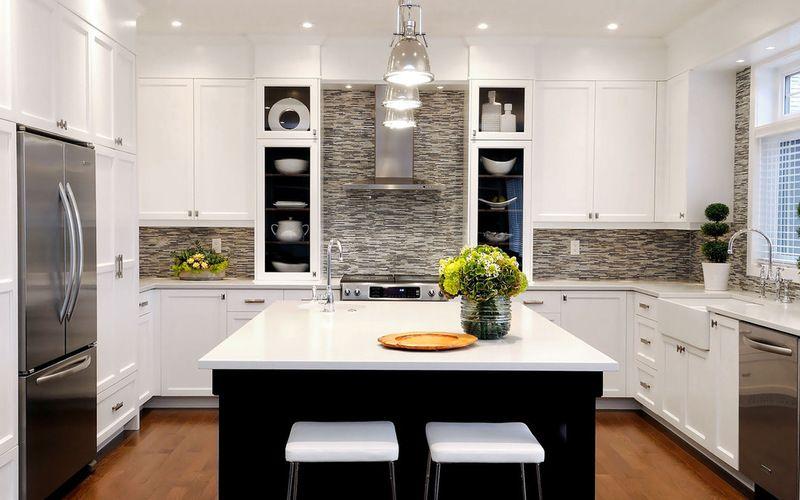 Favorite kitchens transitional kitchen by