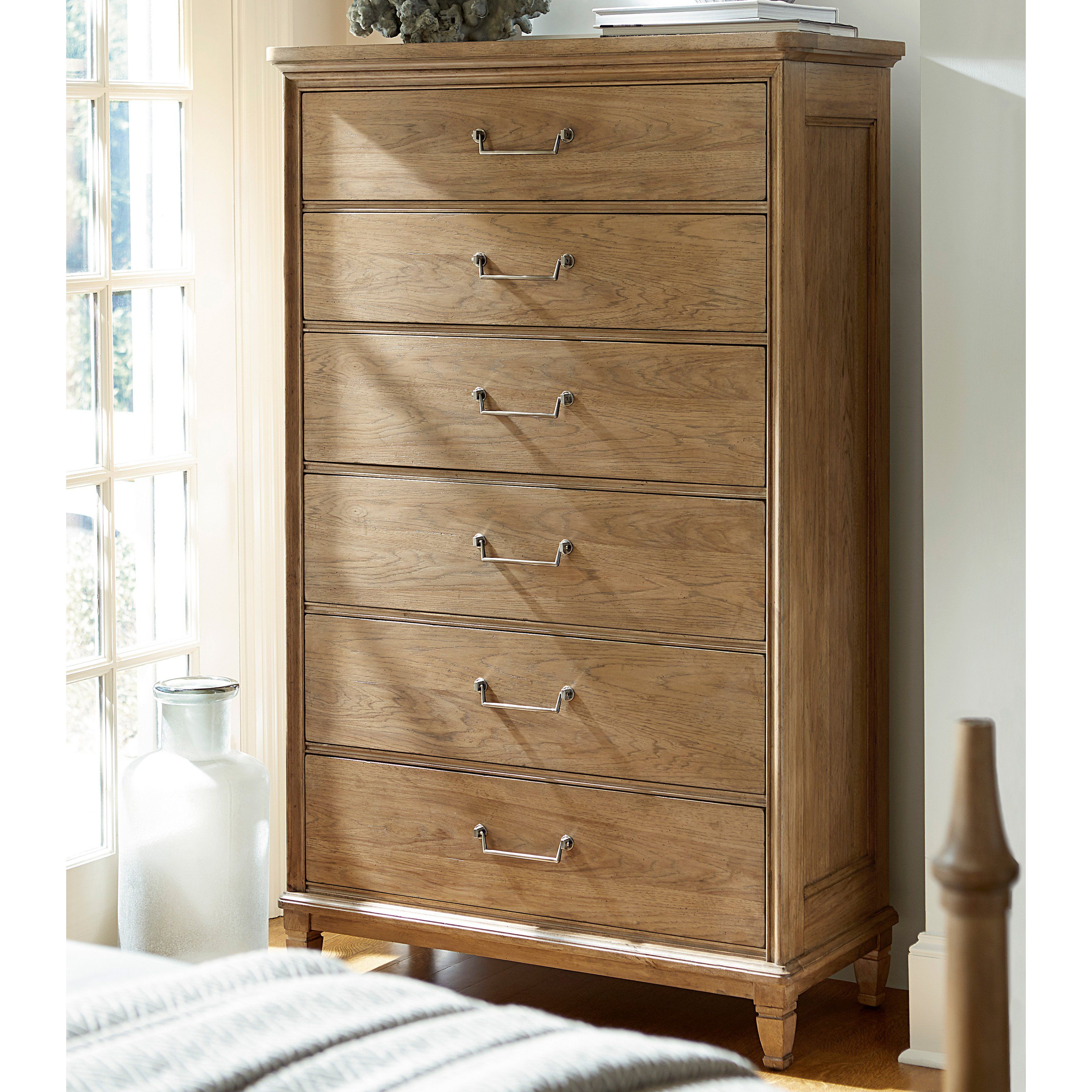 Universal Furniture Moderne Muse 6 Drawer Chest | from hayneedle.com