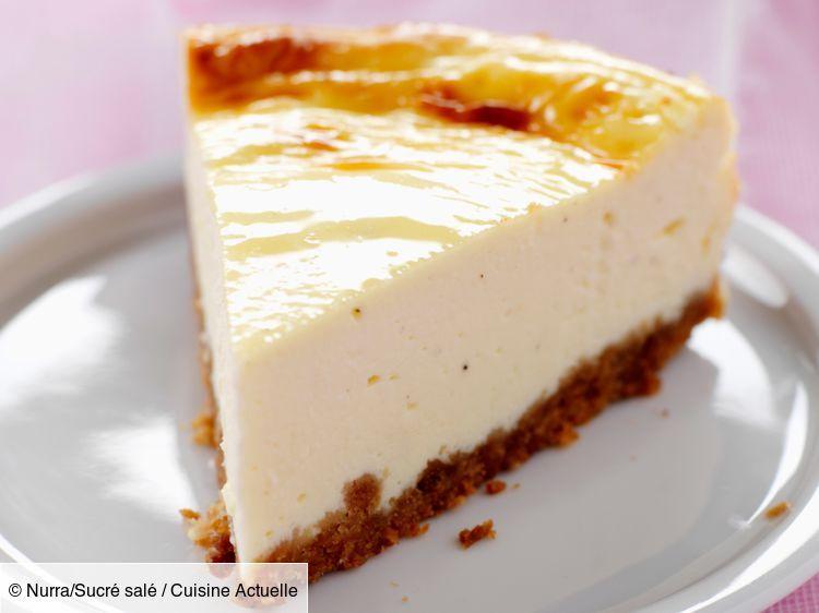 Le vrai New-York cheesecake - Recettes
