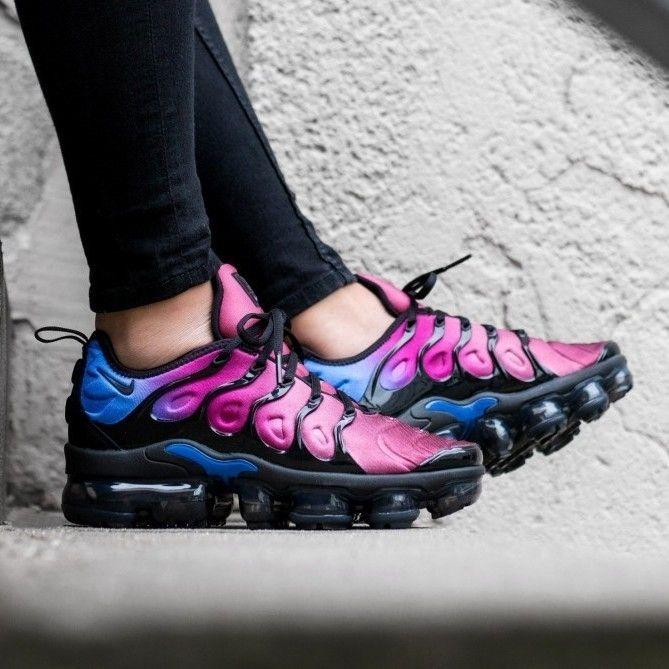 Nike Vapormax, Plus Des Femmes De Chaussures De Sport Violet