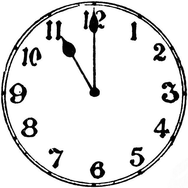 We Don T Close Until With Images Clock Clipart Clock Clip Art