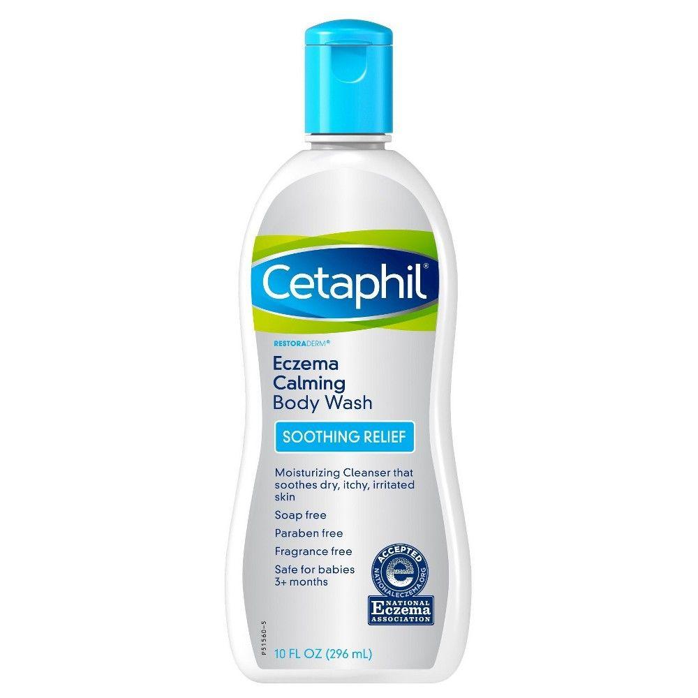 Cetaphil Restoraderm Skin Restoring Body Wash 10 Oz Cetaphil