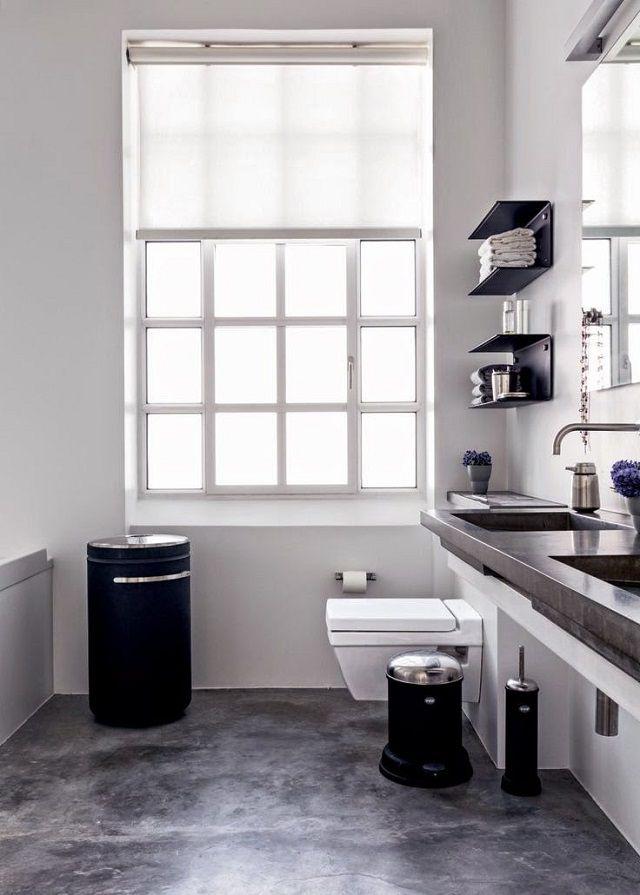 Mobili Bagno Marie Claire.Loft A Copenhagen Arredamento Bagno Decorare Il Bagno E Bagno