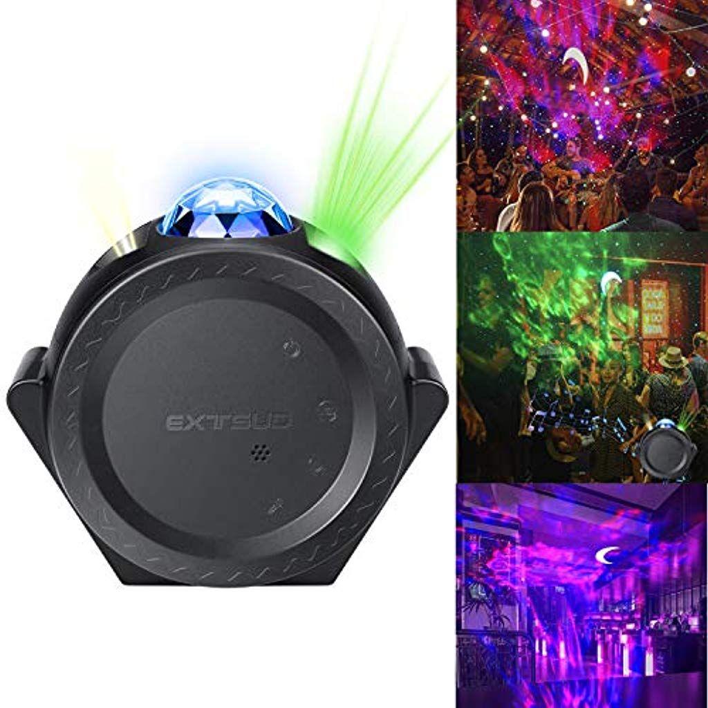 Extsud Led Projektionslampe Sternenhimmel Projektor Weihnachten Lichteffekt Romantische Projektor Lampe Nachtl Sternenhimmel Projektor Nachtlicht Sternenhimmel