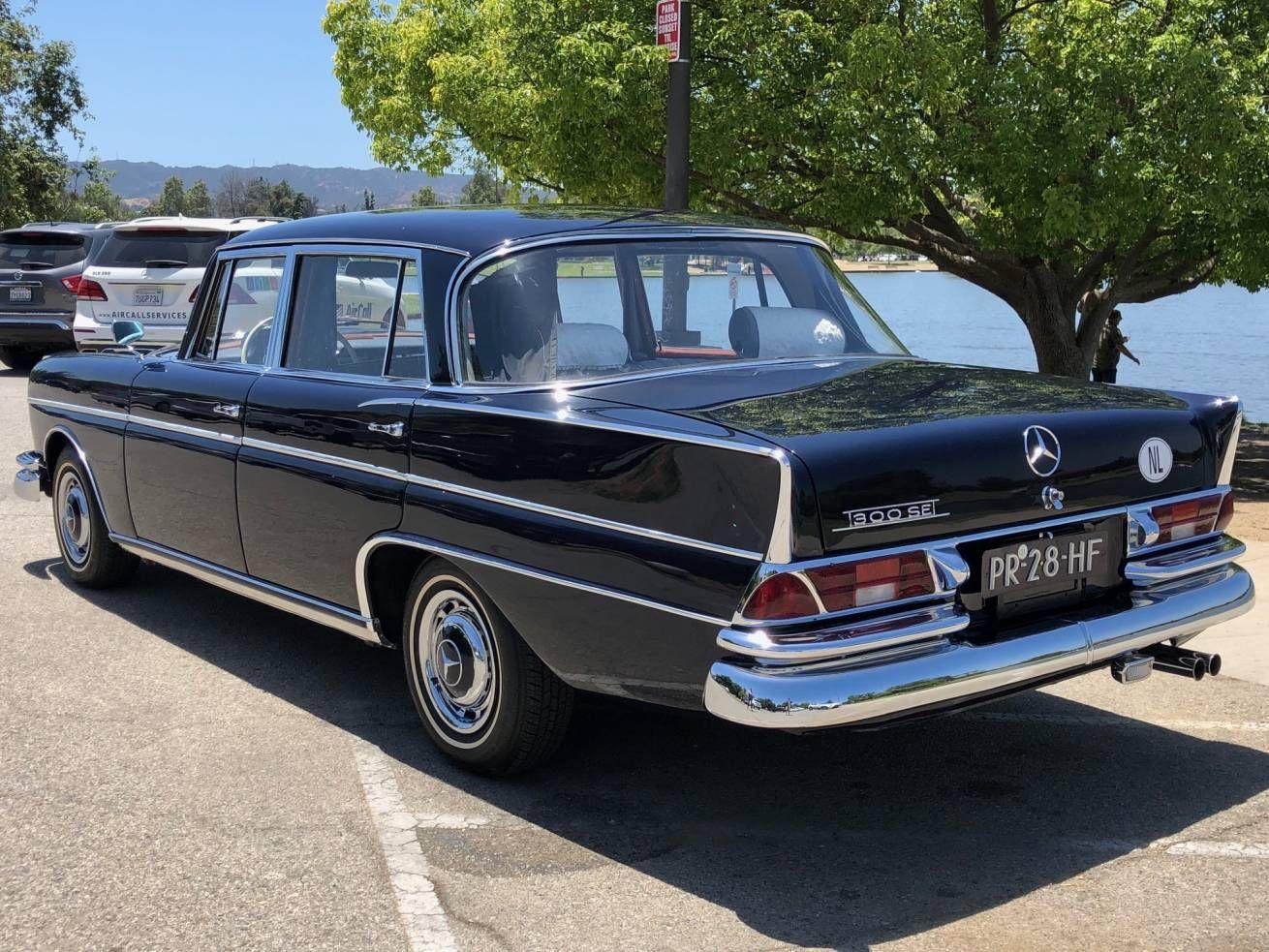 1964 Mercedes Benz 300se Long Wheelbase Mercedes Benz Mercedes Benz