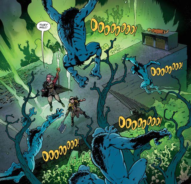 Best Battles in New Comics: 11/13/15 - Comic Vine
