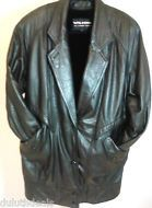 Wilsons Women's Black Leather Jacket, Medium