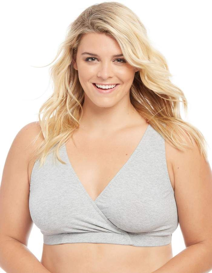 f0016b44dee Motherhood Maternity Plus Size Wrap Nursing Sleep Bra