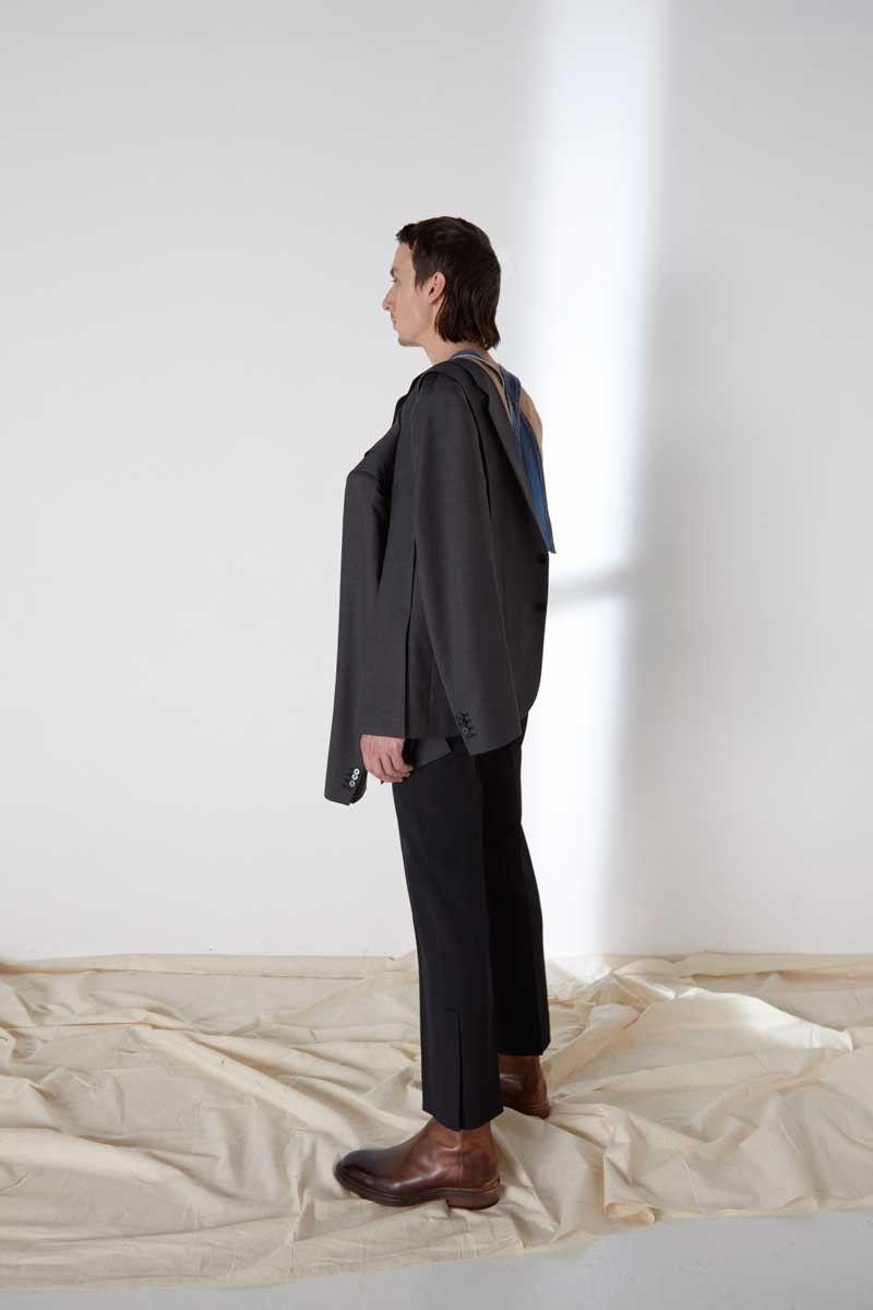 Menswear - AW17 Show - LOOK 13 | Maison Margiela