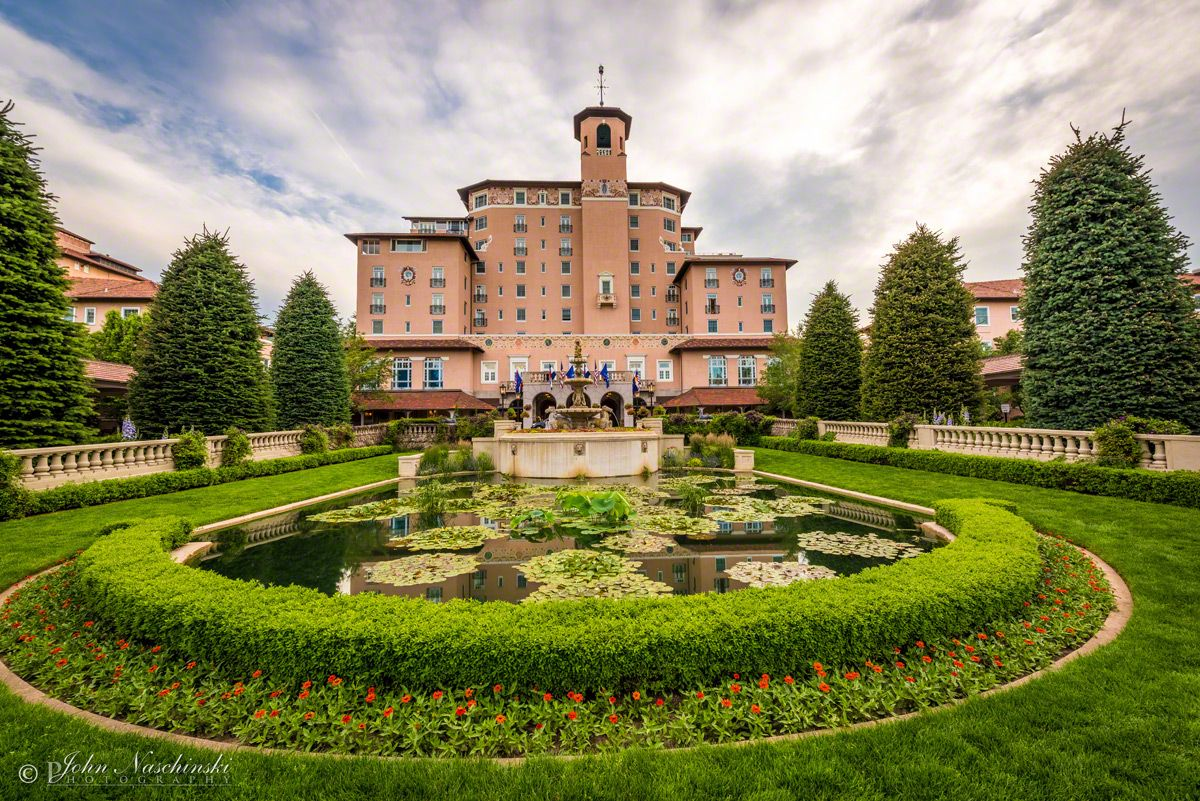 Pictures Of The Broadmoor Hotel Colorado Springs With Images