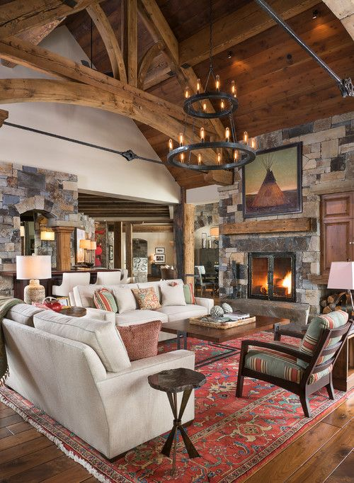 Photo of Get Cozy with Cabin Style Decorating – Town & Country Living