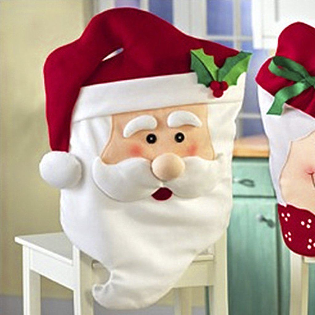 amazon xmas chair covers tables and chairs meaning collections etc mr mrs santa claus