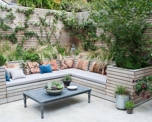 Patio Design Ideas Remodels Amp Photos Houzz Backyard Seating Patio Design Backyard Seating Area