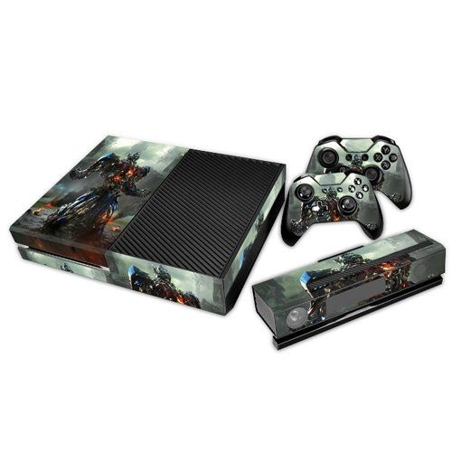 Optimus Prime Transformer Skin For Xbox One Kinect And Controller