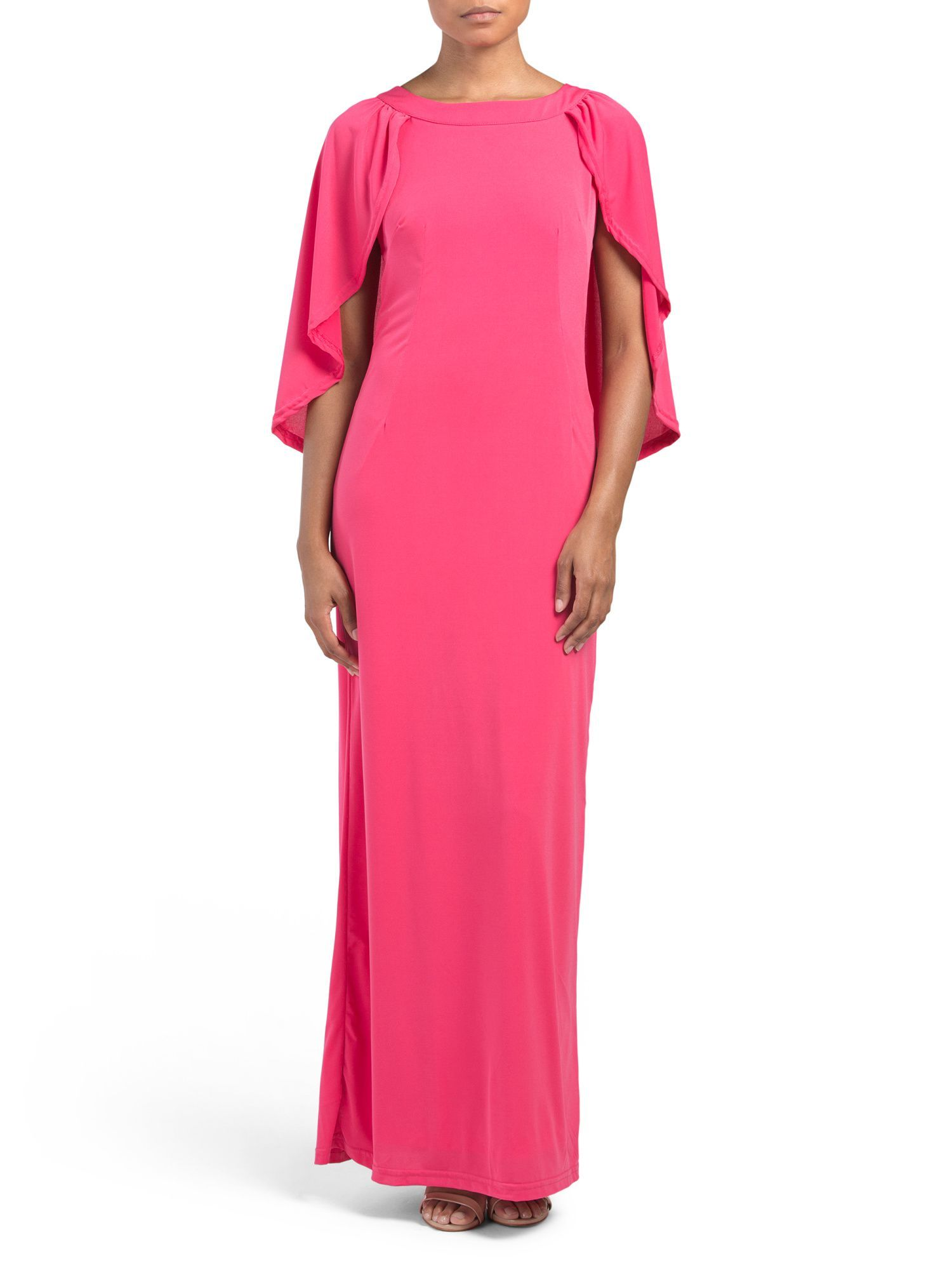 Made in usa cape maxi dress products pinterest cape and products