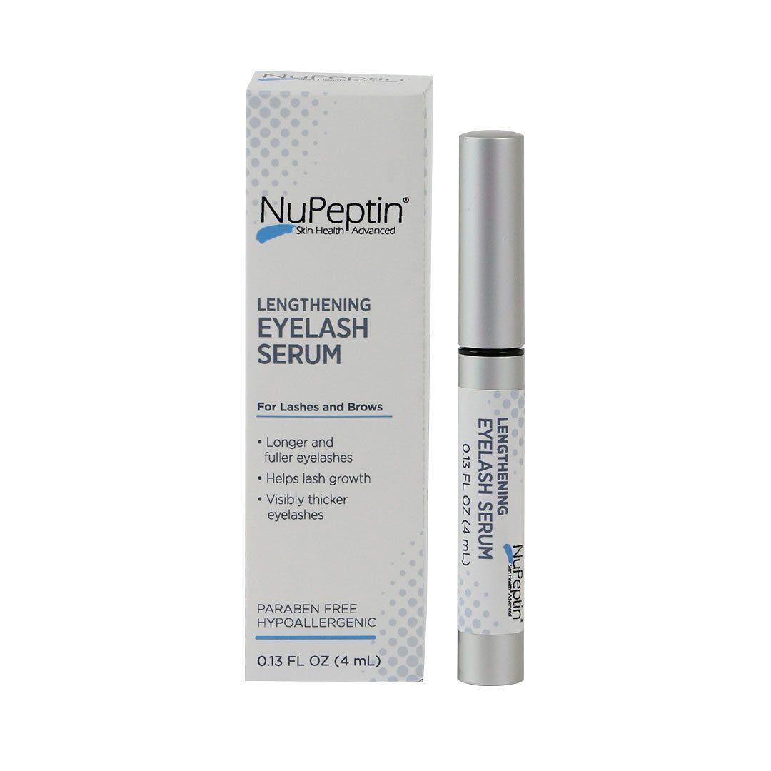Nupeptin Lengthening Eye Lash Serum Stimulates Lash Growth For