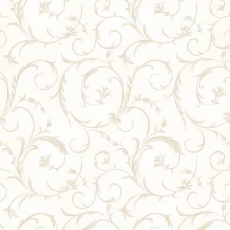Beautiful Backing Ivory Lace 108 Wide Maywood Studio Qb100 E