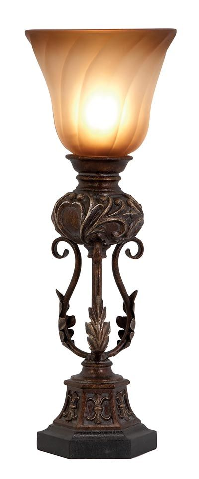 Antique Gas Lamp For Entry Table That S Beautiful