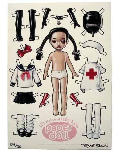 0e7e261b25e1c deafcandance s image Paper Toys