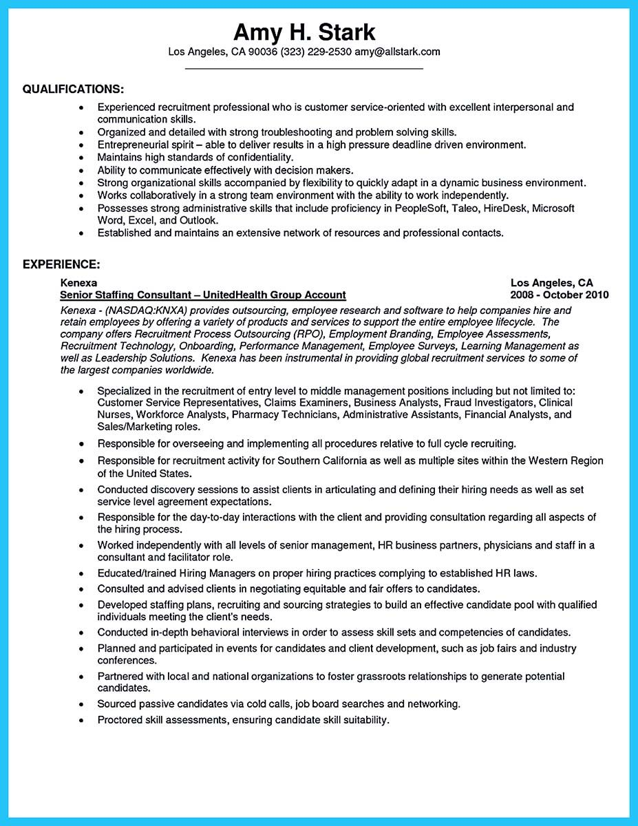 awesome Well Written CSR Resume to Get Applied Soon, | resume ...